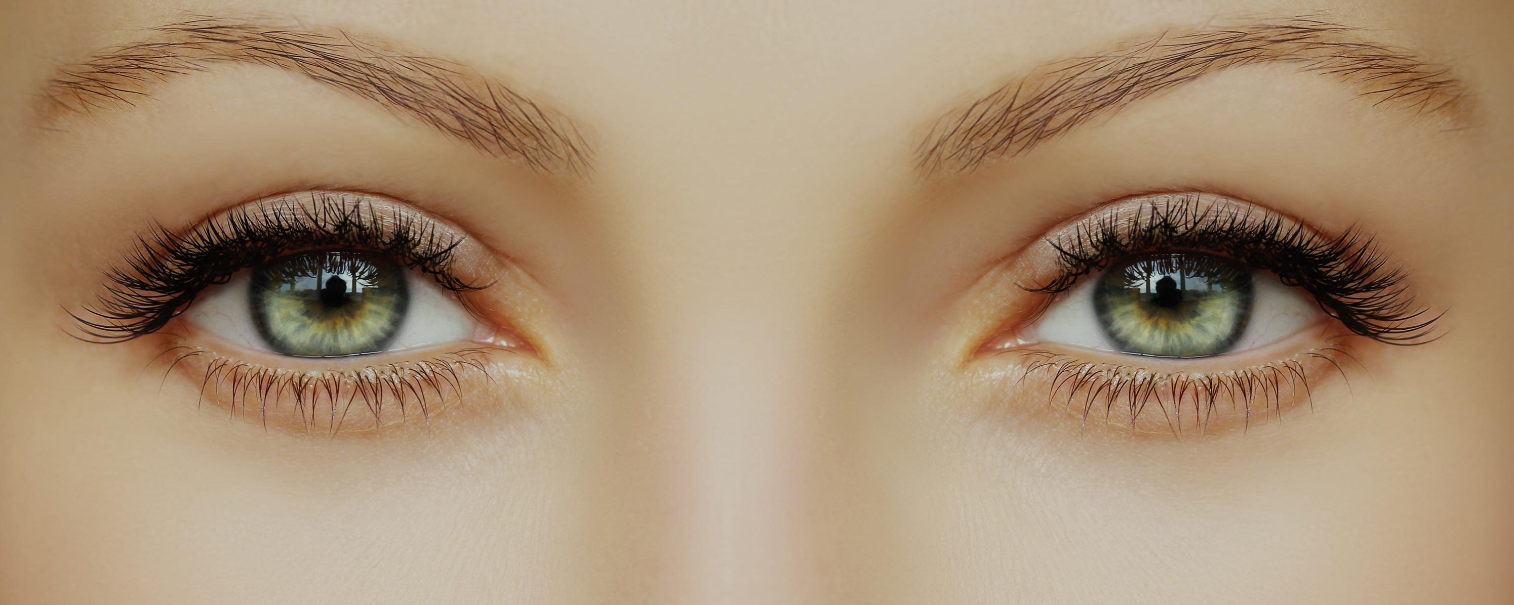 Beauty Treatments for a lady with beautiful eyes